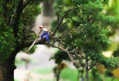 Глупый лесопогрузчик Стоковое Фото