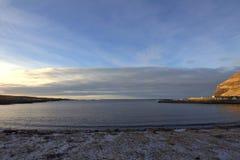 Глушь Фарерских островов Стоковое Фото