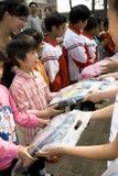 давать деятельностей благотворительный Стоковая Фотография RF