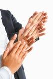 давать рукоплескания Стоковая Фотография RF