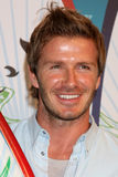 Давид Beckham стоковое фото rf