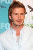 Давид Beckham стоковые изображения rf