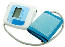 давление монитора крови цифровое Стоковая Фотография
