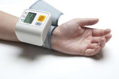 давление по манометру крови Стоковые Изображения RF