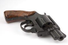 дайте полный газ револьверу Стоковая Фотография