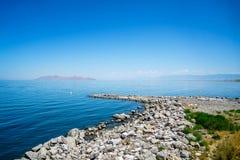 Далеко солёный чем морская вода Стоковое фото RF