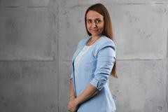 Дама офиса Стоковые Фотографии RF