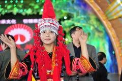 Дама Bai Стоковое фото RF
