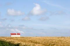 Дания сельская стоковая фотография