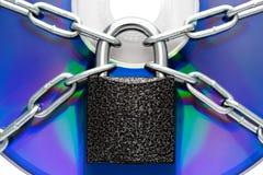 данные защищают ваше Стоковая Фотография RF