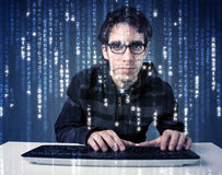 Данные по расшифровывать хакера от футуристической технологии сети
