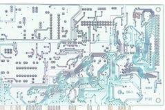 данные по хайвея Стоковое Изображение RF