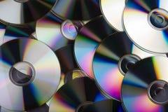 данные по cds каждая многократная цепь другое перекрывая хранение Стоковые Изображения RF
