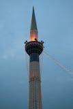 Данные Darbar Masjid Uras 2010 Стоковое Изображение RF