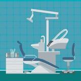 Дантист или зубоврачебный офис Стоковые Фото
