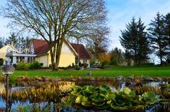 датская дом стоковое изображение