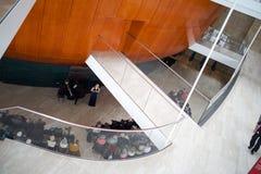 Датская национальная библиотека в Копенгагене Стоковая Фотография RF