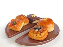 датские печенья покрывают 2 уникально Стоковые Изображения