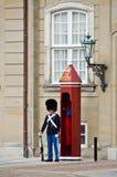 Датский королевский предохранитель жизни Стоковое Фото