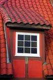 датский dormer Стоковая Фотография