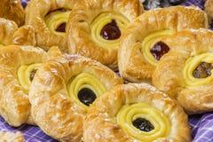 датское печенье Стоковое Фото