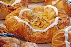 датское печенье стоковые изображения rf