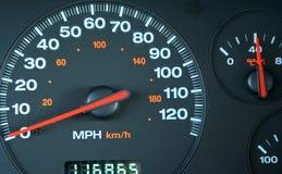 датчики автомобиля Стоковое фото RF