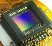 датчик изображения Стоковое фото RF