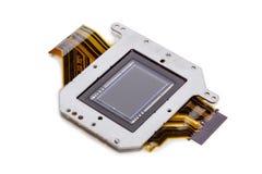 Датчик камеры цифров SLR Стоковые Изображения