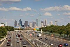 Даллас, Техас Стоковые Фотографии RF