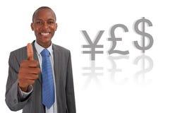 Да валюта (фунт) стоковое изображение