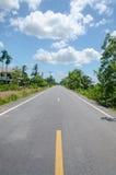 Далекая дорога Стоковые Фото