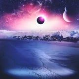 Далеко Вселенная Стоковая Фотография RF