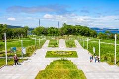 Дальневосточный федеральный университет Стоковое фото RF