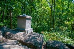 двадцатый памятник Мейна меньшая круглая вершина стоковые фото