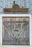 Двери амбара Стоковые Фотографии RF