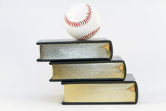 двери бейсбола раскрывают Стоковое Фото
