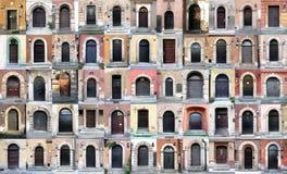 Двери - Варшава, Польша Стоковая Фотография RF