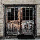 Двери в спаде Стоковые Изображения RF