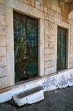 Двери в старом доме Стоковая Фотография RF