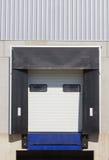 Двери груза стыковки нагрузки Стоковое Изображение