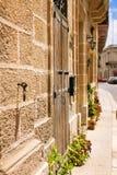 Двери и балконы Windows Стоковая Фотография RF