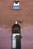 Двери и город окон Сан-Франциско Стоковые Изображения