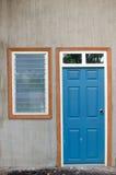 Двери и окно Стоковые Изображения