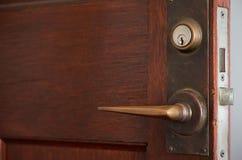Двери комнаты Стоковые Изображения