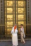 Двери рая в Флоренсе Стоковое Изображение RF