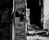 Двери тюрьмы стоковые фотографии rf