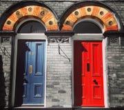 Двери Monravian стоковое фото