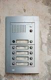 дверной звонок Стоковая Фотография RF