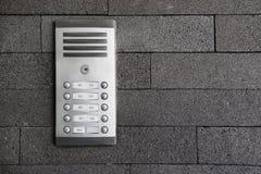Дверной звонок Стоковые Изображения RF